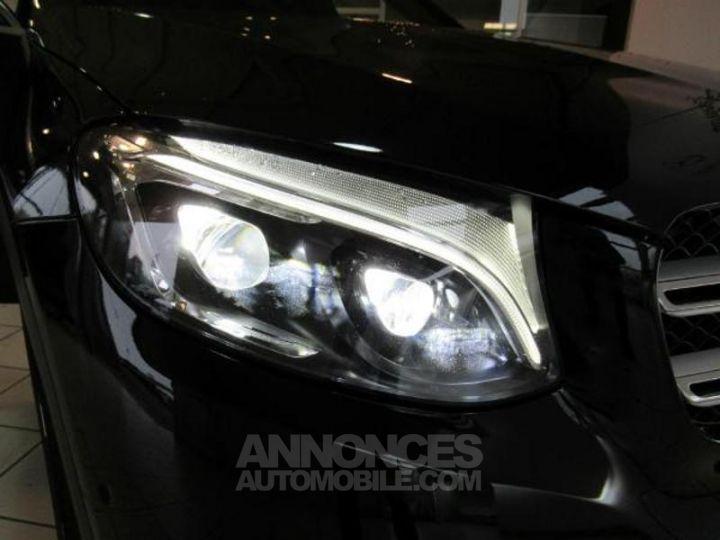 Mercedes GLC 250 d 204ch Fascination 4Matic 9G-Tronic Noir Métal Occasion - 19