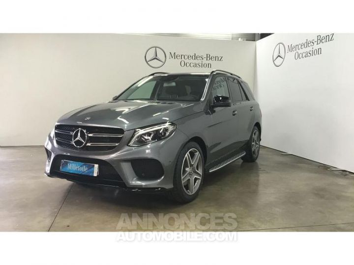 Mercedes GLE 250 d 204ch Sportline 4Matic 9G-Tronic GRIS SELENITE Occasion - 1