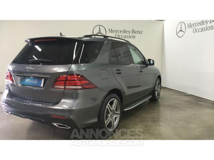 Mercedes GLE 250 d 204ch Sportline 4Matic 9G-Tronic GRIS SELENITE Occasion - 2