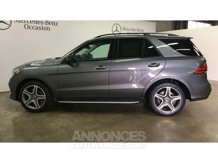 Mercedes GLE 250 d 204ch Sportline 4Matic 9G-Tronic GRIS SELENITE Occasion - 3