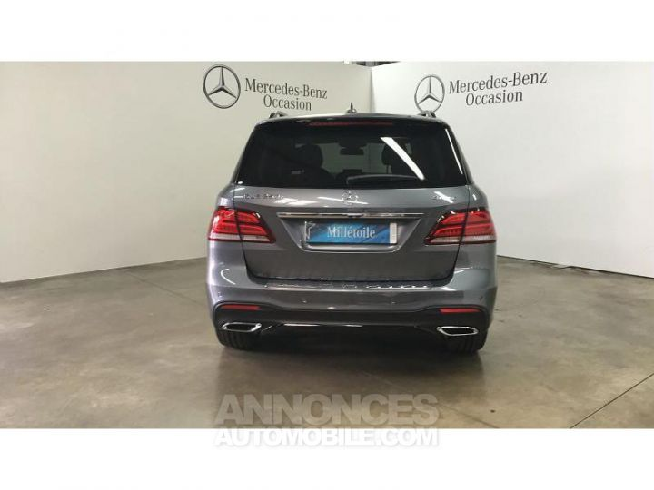 Mercedes GLE 250 d 204ch Sportline 4Matic 9G-Tronic GRIS SELENITE Occasion - 4