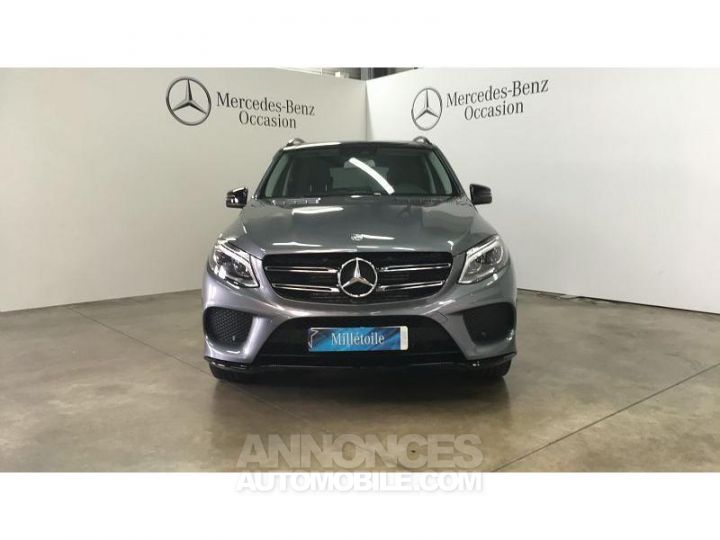 Mercedes GLE 250 d 204ch Sportline 4Matic 9G-Tronic GRIS SELENITE Occasion - 5