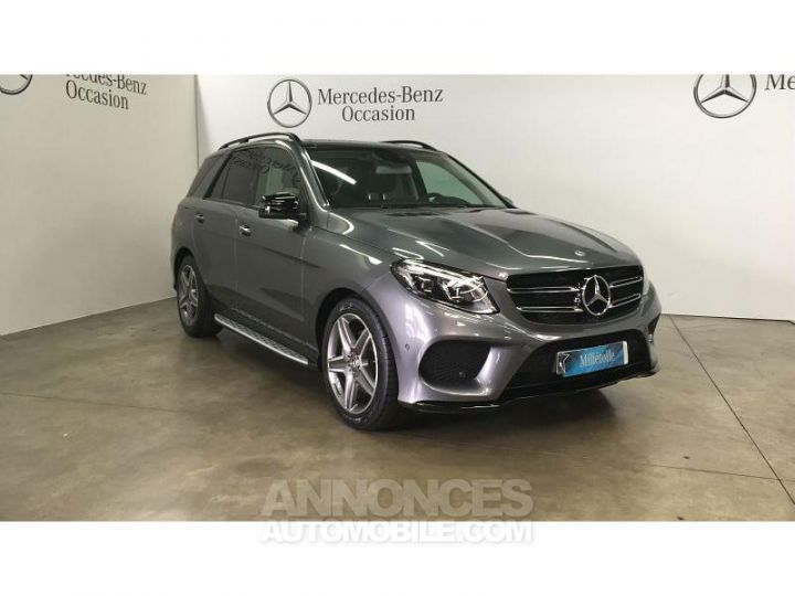 Mercedes GLE 250 d 204ch Sportline 4Matic 9G-Tronic GRIS SELENITE Occasion - 6