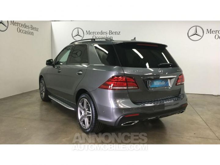 Mercedes GLE 250 d 204ch Sportline 4Matic 9G-Tronic GRIS SELENITE Occasion - 7