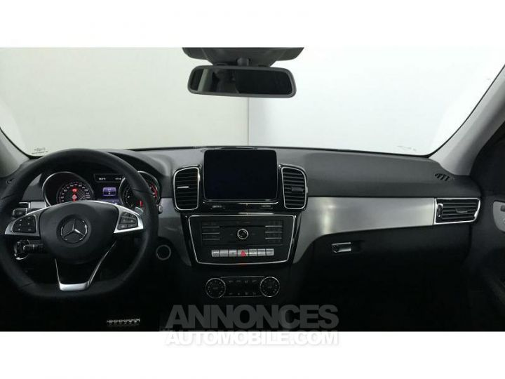 Mercedes GLE 250 d 204ch Sportline 4Matic 9G-Tronic GRIS SELENITE Occasion - 9