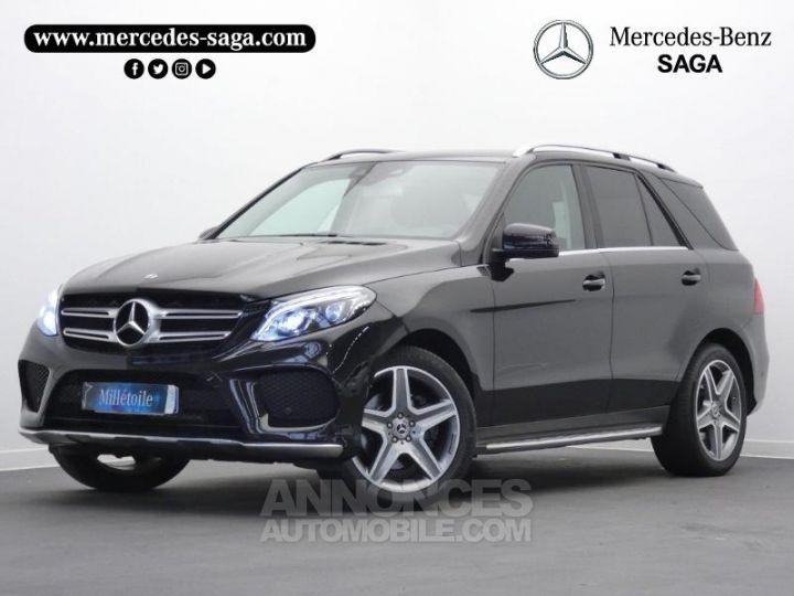 Mercedes GLE 250 d 204ch Sportline 4Matic 9G-Tronic Noir Obsidienne Occasion - 1