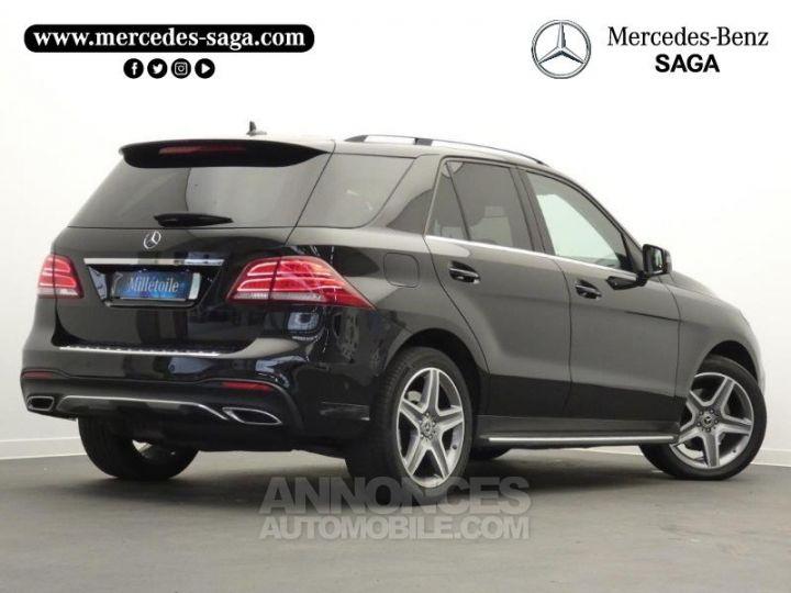 Mercedes GLE 250 d 204ch Sportline 4Matic 9G-Tronic Noir Obsidienne Occasion - 2