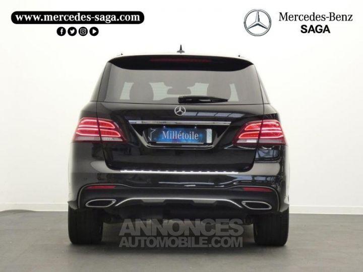 Mercedes GLE 250 d 204ch Sportline 4Matic 9G-Tronic Noir Obsidienne Occasion - 7