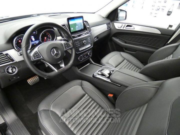 Mercedes GLE 250 d 204ch Sportline 4Matic 9G-Tronic Noir Obsidienne Occasion - 8