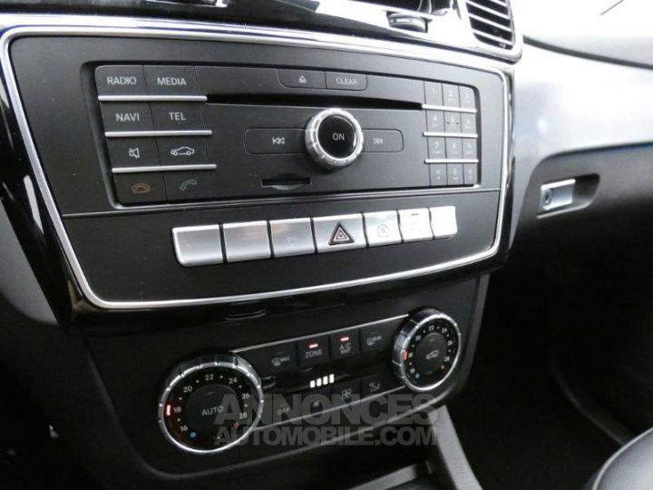 Mercedes GLE 250 d 204ch Sportline 4Matic 9G-Tronic Noir Obsidienne Occasion - 11