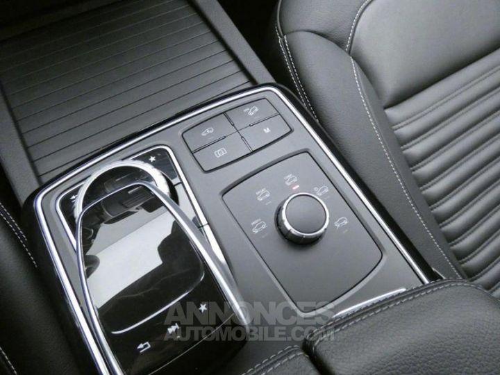 Mercedes GLE 250 d 204ch Sportline 4Matic 9G-Tronic Noir Obsidienne Occasion - 12