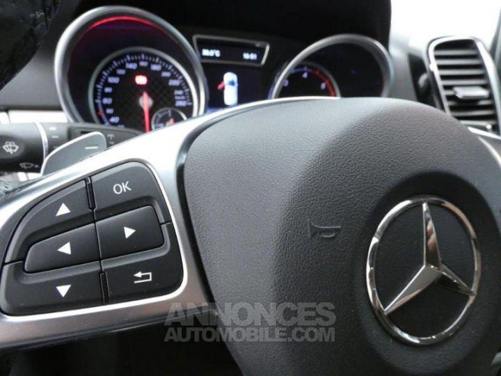Mercedes GLE 250 d 204ch Sportline 4Matic 9G-Tronic Noir Obsidienne Occasion - 14