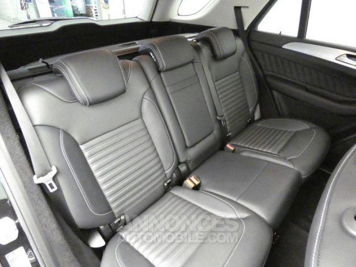 Mercedes GLE 250 d 204ch Sportline 4Matic 9G-Tronic Noir Obsidienne Occasion - 18