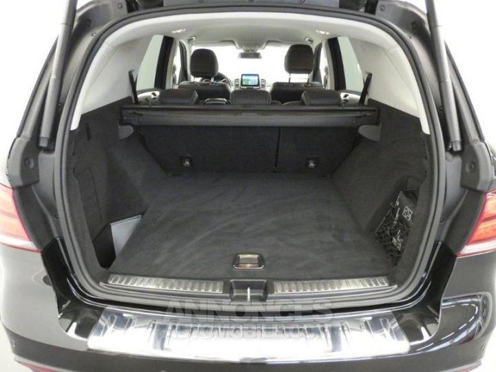 Mercedes GLE 250 d 204ch Sportline 4Matic 9G-Tronic Noir Obsidienne Occasion - 20