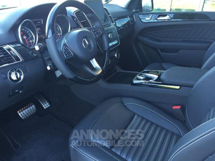 Mercedes GLE 350 d 258ch Fascination 4Matic 9G-Tronic Argent iridium métallisé Occasion - 3