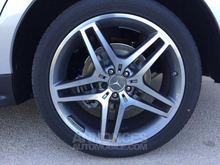 Mercedes GLE 350 d 258ch Fascination 4Matic 9G-Tronic Argent iridium métallisé Occasion - 4