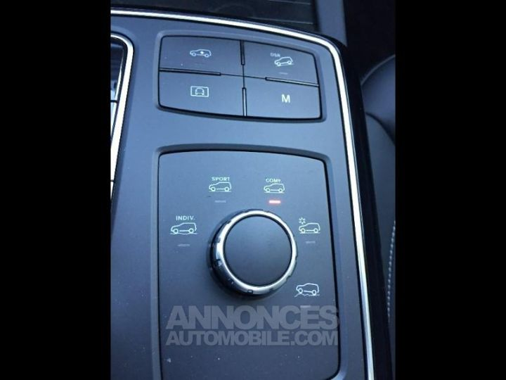 Mercedes GLE 350 d 258ch Fascination 4Matic 9G-Tronic Argent iridium métallisé Occasion - 5