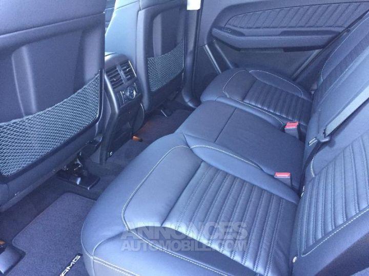 Mercedes GLE 350 d 258ch Fascination 4Matic 9G-Tronic Argent iridium métallisé Occasion - 8