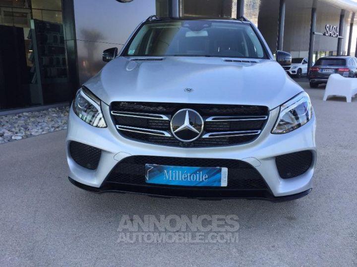 Mercedes GLE 350 d 258ch Fascination 4Matic 9G-Tronic Argent iridium métallisé Occasion - 9