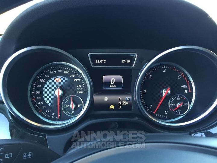 Mercedes GLE 350 d 258ch Fascination 4Matic 9G-Tronic Argent iridium métallisé Occasion - 10