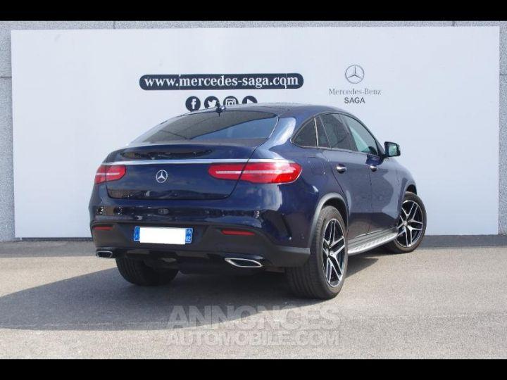 Mercedes GLE Coupé 350 d 258ch Fascination 4Matic 9G-Tronic BLEU CAVANSITE Occasion - 2