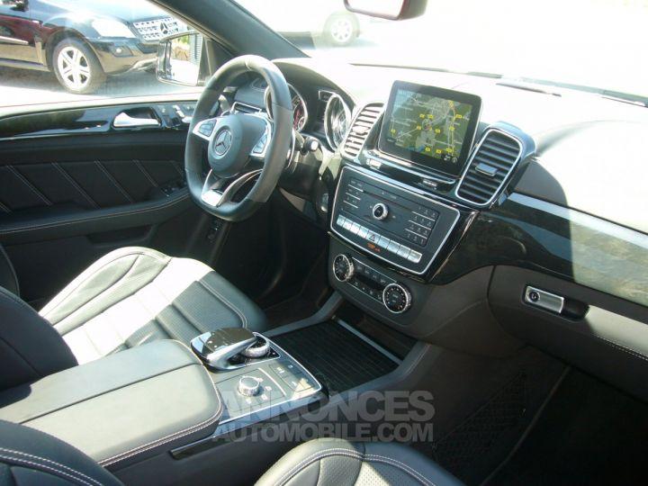 Mercedes GLE Coupé 63 AMG S 4MATIC NOIR Occasion - 7