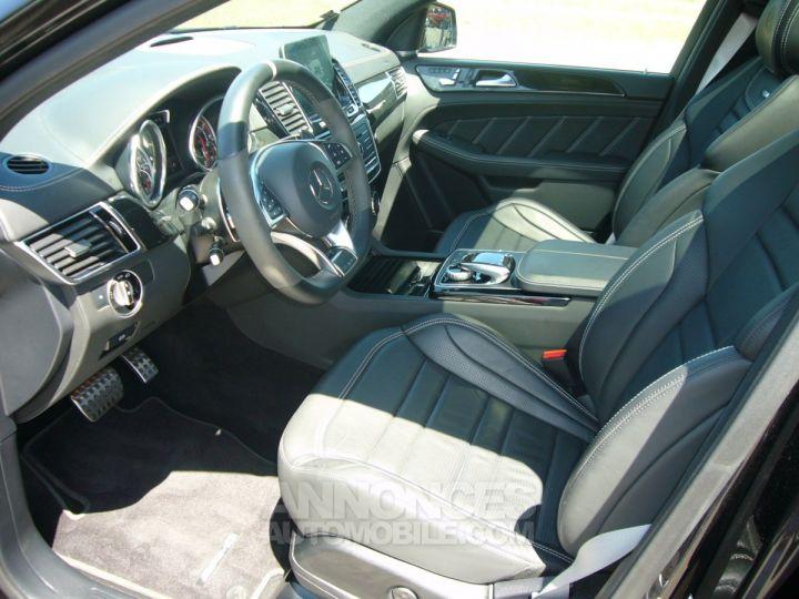 Mercedes GLE Coupé 63 AMG S 4MATIC NOIR Occasion - 9