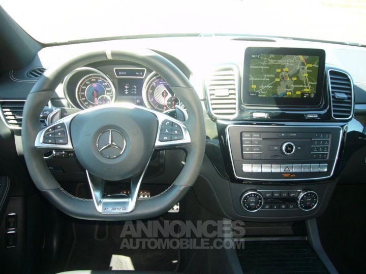 Mercedes GLE Coupé 63 AMG S 4MATIC NOIR Occasion - 10