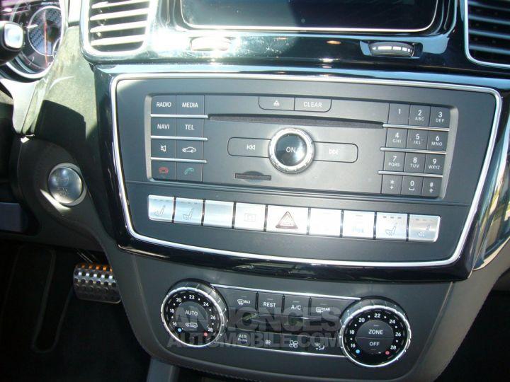 Mercedes GLE Coupé 63 AMG S 4MATIC NOIR Occasion - 14