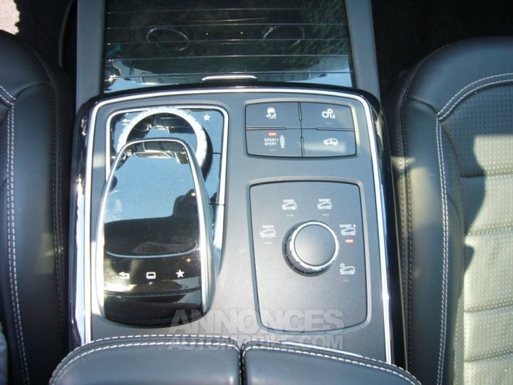 Mercedes GLE Coupé 63 AMG S 4MATIC NOIR Occasion - 15