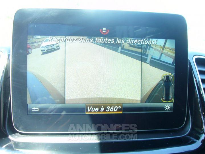 Mercedes GLE Coupé 63 AMG S 4MATIC NOIR Occasion - 16