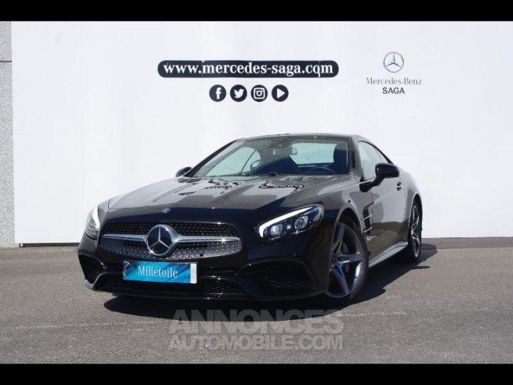 Mercedes SL 400 9G-Tronic NOIR OBSIDIENNE Occasion - 1