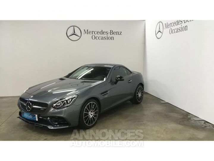 Mercedes SLC 43 AMG 367ch 9G-Tronic GRIS SELENITE Occasion - 1