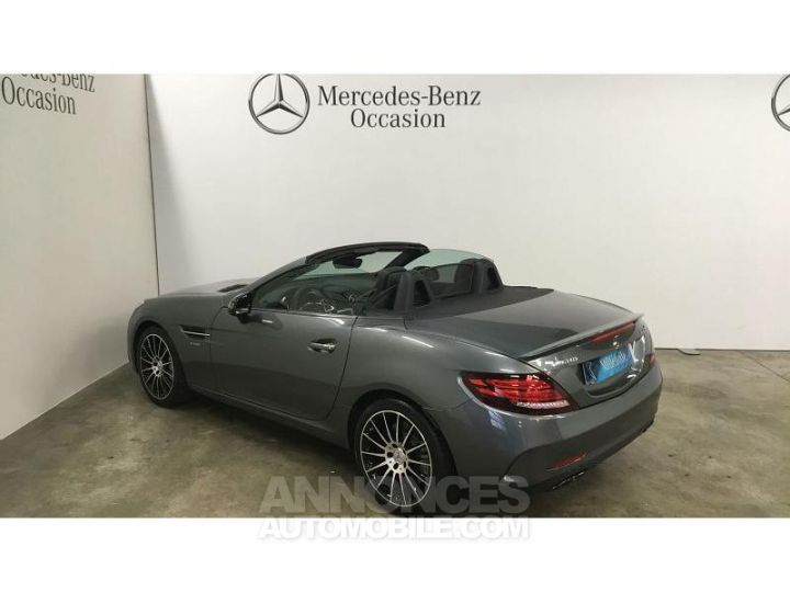 Mercedes SLC 43 AMG 367ch 9G-Tronic GRIS SELENITE Occasion - 2