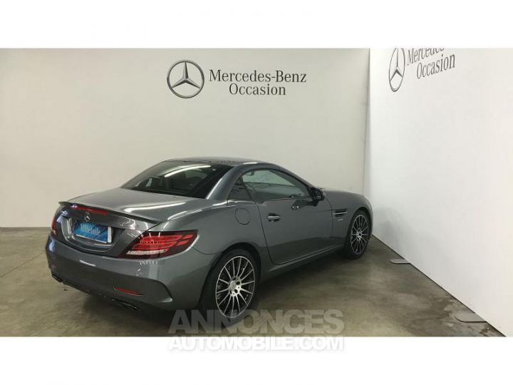Mercedes SLC 43 AMG 367ch 9G-Tronic GRIS SELENITE Occasion - 3