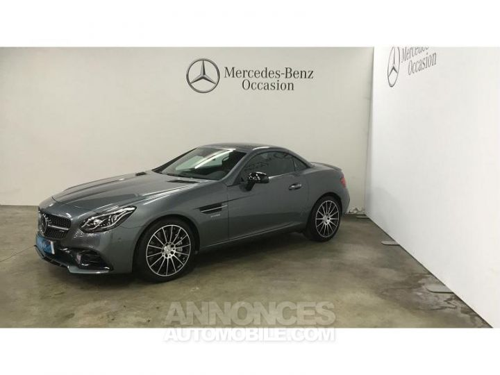 Mercedes SLC 43 AMG 367ch 9G-Tronic GRIS SELENITE Occasion - 6