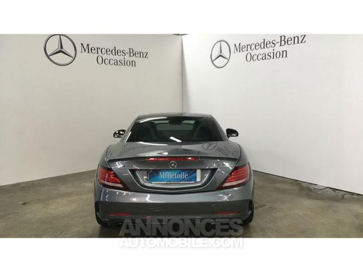 Mercedes SLC 43 AMG 367ch 9G-Tronic GRIS SELENITE Occasion - 7