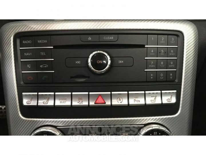 Mercedes SLC 43 AMG 367ch 9G-Tronic GRIS SELENITE Occasion - 10