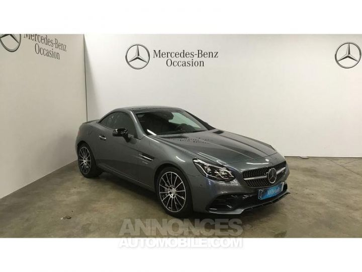 Mercedes SLC 43 AMG 367ch 9G-Tronic GRIS SELENITE Occasion - 11