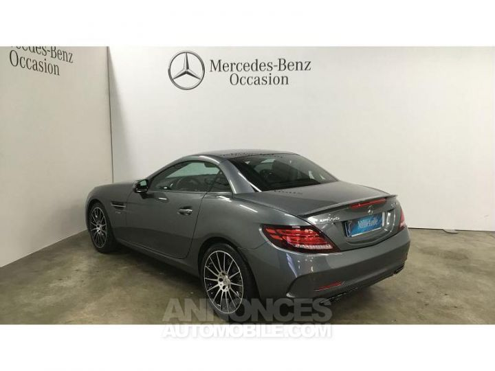 Mercedes SLC 43 AMG 367ch 9G-Tronic GRIS SELENITE Occasion - 13