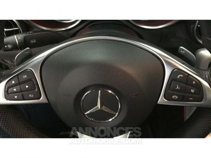 Mercedes SLC 43 AMG 367ch 9G-Tronic GRIS SELENITE Occasion - 14