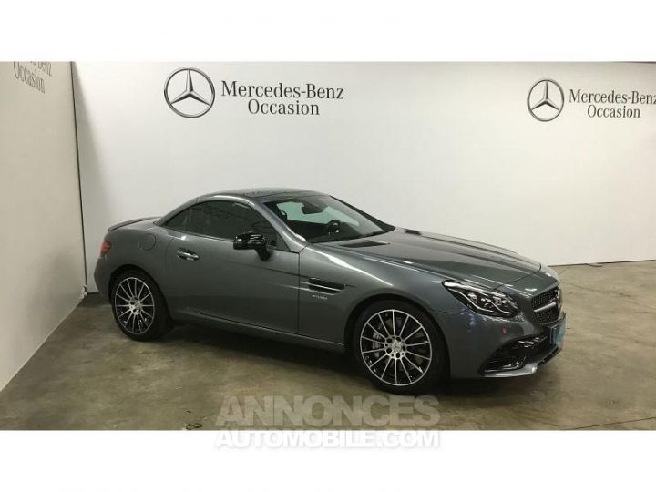 Mercedes SLC 43 AMG 367ch 9G-Tronic GRIS SELENITE Occasion - 16
