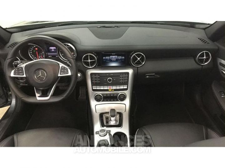 Mercedes SLC 43 AMG 367ch 9G-Tronic GRIS SELENITE Occasion - 17