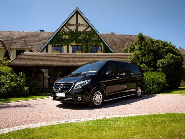 Mercedes Vito VIP extra long Noir Neuf - 1