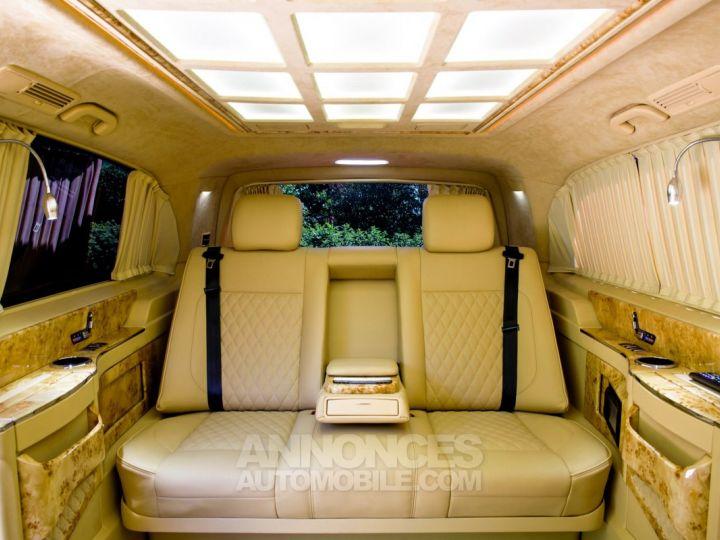 Mercedes Vito VIP extra long Noir Neuf - 3