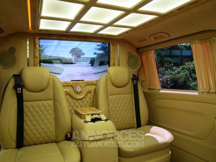 Mercedes Vito VIP extra long Noir Neuf - 5