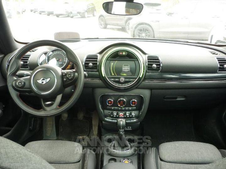 Mini Clubman Cooper 136ch Hyde Park Gris Foncé Métal Occasion - 4