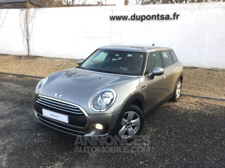 Mini Clubman One 102ch Business GRIS F Occasion - 1