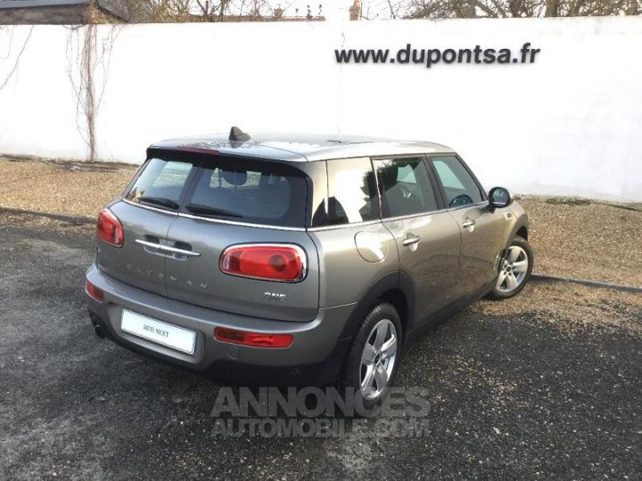 Mini Clubman One 102ch Business GRIS F Occasion - 2