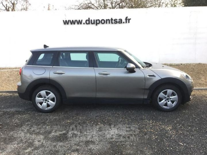 Mini Clubman One 102ch Business GRIS F Occasion - 9